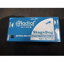 Radial Engineering StageBug Sb1 Direct Box
