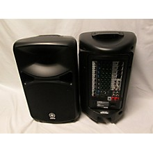 Yamaha StagePass 600i Sound Package