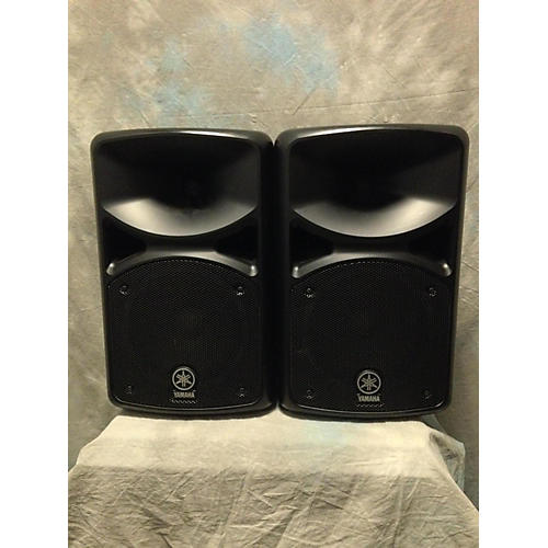 Yamaha Stagepas 400i Sound Package-thumbnail