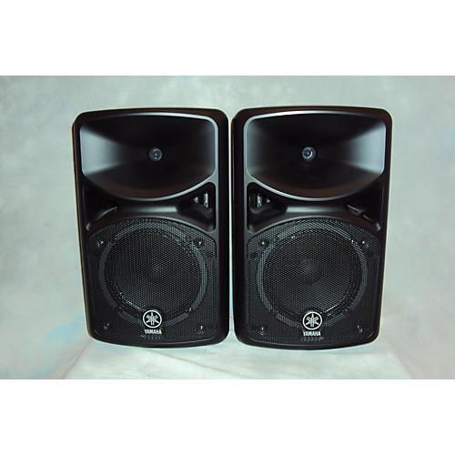 Yamaha Stagepas 400s Powered Speaker-thumbnail
