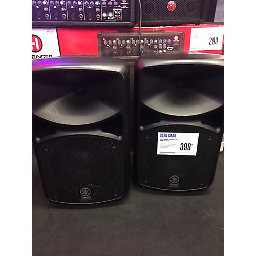 Yamaha Stagepas 600 Sound Package
