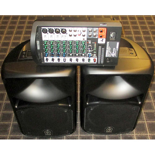 Yamaha Stagepas 600i Powered Speaker-thumbnail