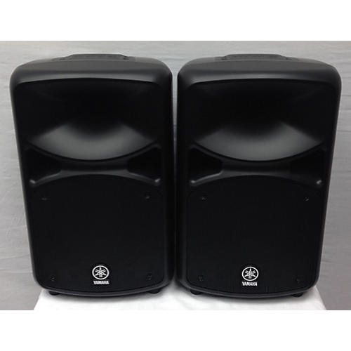 Yamaha Stagepas 600i Powered Speaker