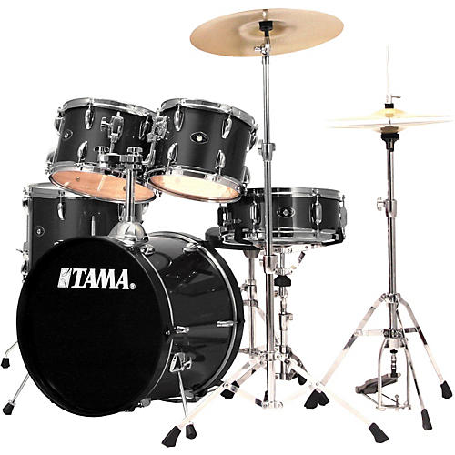 Tama Stagestar 5-piece Drum Set with Cymbals-thumbnail