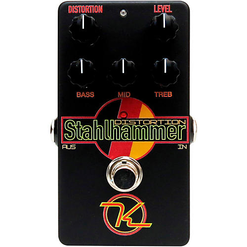 Keeley Stahlhammer Distortion Guitar Effects Pedal-thumbnail