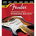 Fender Stainless Bullets 3350L Light Electric Guitar Strings thumbnail