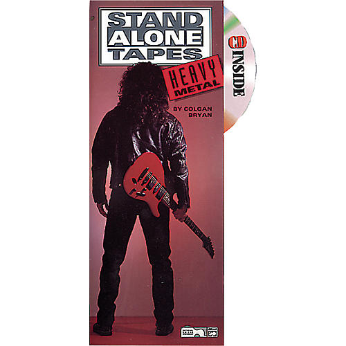 Alfred Stand Alone Tracks - Heavy Metal (Guide and CD)-thumbnail