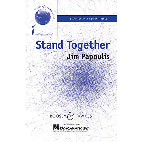 Boosey and Hawkes Stand Together 3 Part Treble-thumbnail