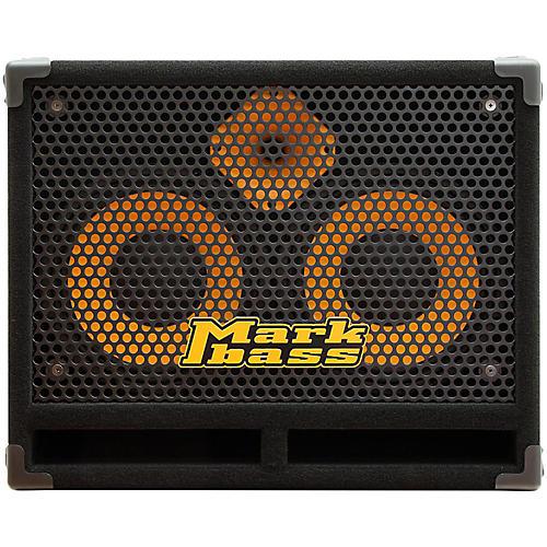 Markbass Standard 102HF Front-Ported Neo 2x10 Bass Speaker Cabinet-thumbnail
