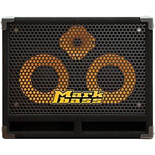Markbass Standard 102HF Front-Ported Neo 2x10 Bass Speaker Cabinet Level 1  8 Ohm