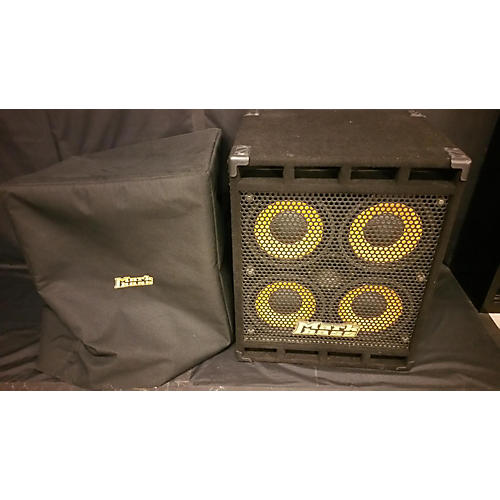 Markbass Standard 104HF 800W 4x10 Bass Cabinet