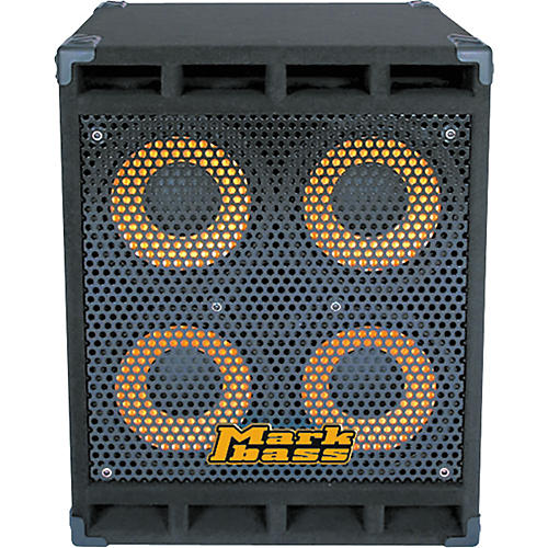 Markbass Standard 104HF Front-Ported Neo 4x10 Bass Speaker Cabinet-thumbnail