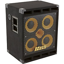 Markbass Standard 104HF Front-Ported Neo 4x10 Bass Speaker Cabinet Level 1  4 Ohm