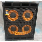 Markbass Standard 104HF Front Ported Neo 800W 4x10 Bass Cabinet