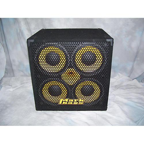 Markbass Standard 104HR 800W 4x10 Bass Cabinet-thumbnail