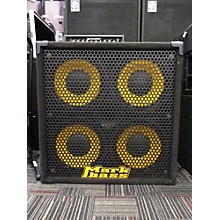 Markbass Standard 104HR 800W 4x10 Bass Cabinet