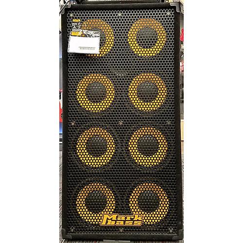 Markbass Standard 108HR 1200W 4Ohm 8x10 Bass Cabinet-thumbnail