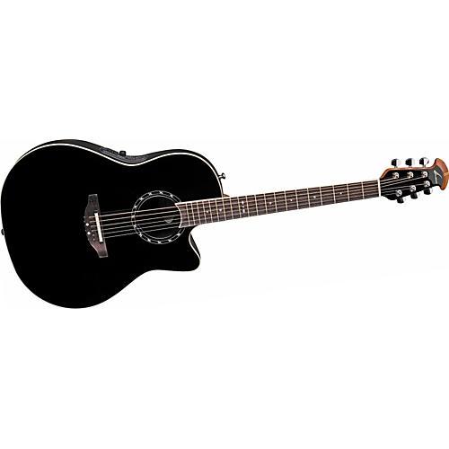Ovation Standard Balladeer 1771 AX Acoustic-Electric Guitar-thumbnail