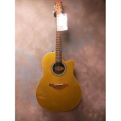 Ovation Standard Balladeer 1861 Acoustic Electric Guitar