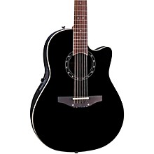 Ovation Standard Balladeer 2751 AX 12-String Acoustic-Electric Guitar