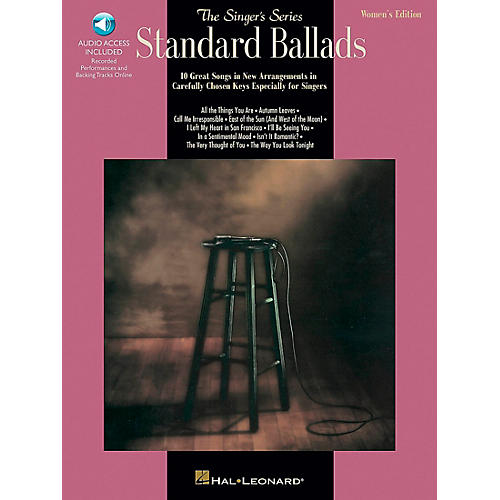 Hal Leonard Standard Ballads - Women's Edition