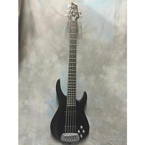 Traben Standard Black Electric Bass Guitar