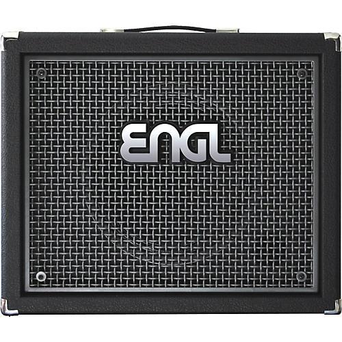 Engl Standard E112S 1x12 Guitar Speaker Cabinet 60W Black Grill