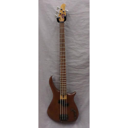 US Masters Guitar Works Standard Electric Bass Guitar-thumbnail