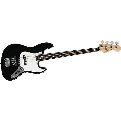 Fender Standard Fretless Jazz Bass Brown Sunburst