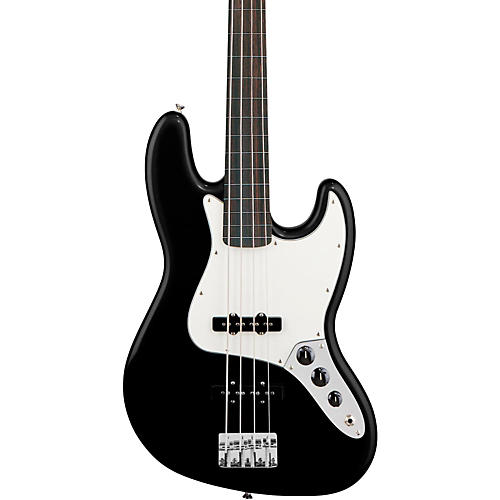 Fender Standard Fretless Jazz Bass Guitar-thumbnail