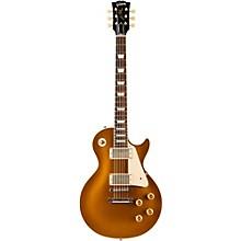 Gibson Custom Standard Historic 1957 Les Paul Goldtop Darkback Reissue VOS Electric Guitar
