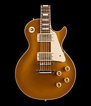 Gibson Custom Standard Historic 1957 Les Paul Goldtop Reissue VOS Electric Guitar