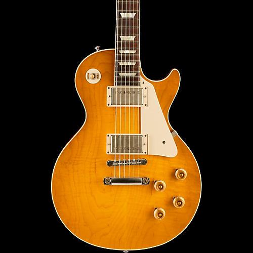 Gibson Custom Standard Historic 1958 Les Paul Plaintop Reissue VOS Electric Guitar