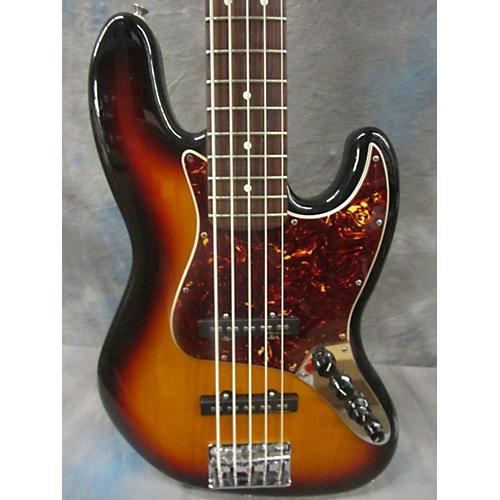 Fender Standard Jazz Bass 5-String Electric Bass Guitar-thumbnail