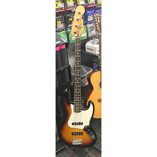 Fender Standard Jazz Bass Electric Bass Guitar 2 Color Sunburst