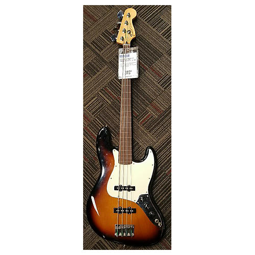 Fender Standard Jazz Bass Fretless Electric Bass Guitar