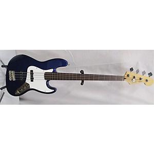 Pre-owned Fender Standard Jazz Bass Fretless Electric Bass Guitar