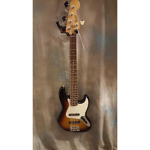 Fender Standard Jazz Bass V 5 String Electric Bass Guitar