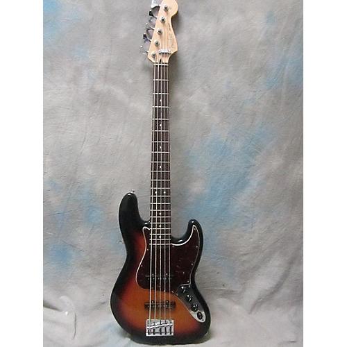 Fender Standard Jazz Bass V 5 String Electric Bass Guitar-thumbnail