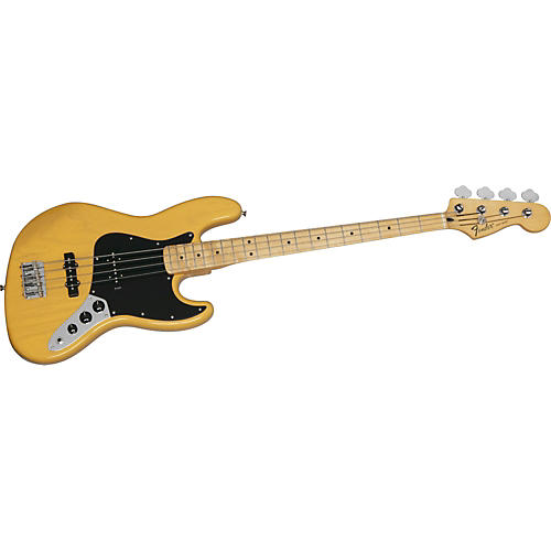 Fender Standard Jazz Bass with Tinted Neck