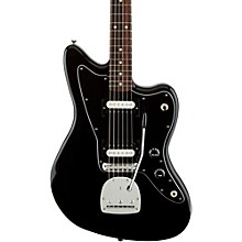 Standard Jazzmaster HH Rosewood Fingerboard Electric Guitar Black