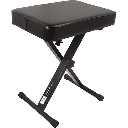 On-Stage Stands Standard Keyboard Bench-thumbnail