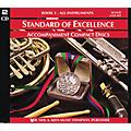 KJOS Standard Of Excellence Book 1 Accompaniment CD (2-CD Set)-thumbnail