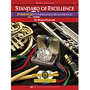 KJOS Standard Of Excellence Book 1 Enhanced Baritone Bc