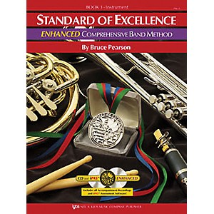 KJOS Standard Of Excellence Book 1 Enhanced Trombone by KJOS