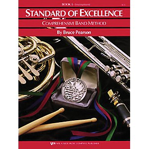 Click here to buy KJOS Standard Of Excellence Book 1 Oboe by KJOS.