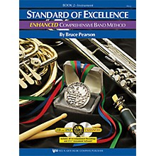 KJOS Standard Of Excellence Book 2 Enhanced Percussion