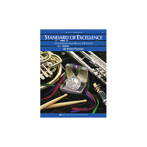 KJOS Standard Of Excellence Book 2 French Horn-thumbnail