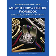 KJOS Standard Of Excellence Book 2 Theory & History Student