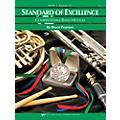 KJOS Standard Of Excellence Book 3 Baritone Tc  Thumbnail